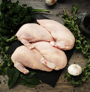 buy free range chicken supremes online
