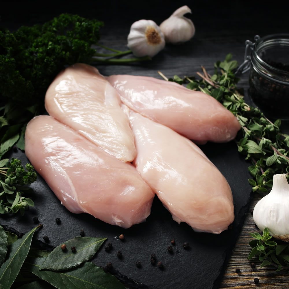 Buy free range chicken breasts online