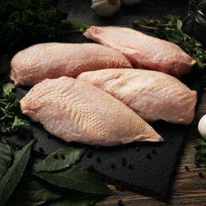 buy free range chicken breasts